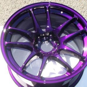 China Super Durable Polyester Powder Coating , Polyester Alloy Wheel Powder Coating on sale
