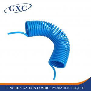 Best 10M  Length Outside Diameter 10mm Inside Diameter 6.5mm PUC1065 PU Air Coil Hose Spring Tube wholesale
