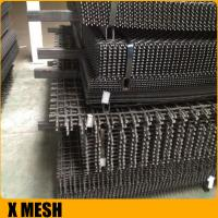 China Cheap double crimped wire mesh manufacturers for Vibrating Screen mesh on sale