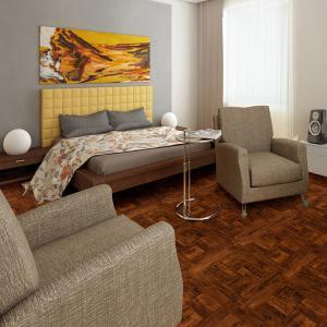 China Laminate Flooring (Antique Series) on sale