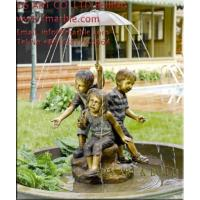 Buy cheap Bronze Fountain, Brass Fountain, from wholesalers