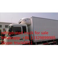 Best hot sale dongfeng tianjin 180hp/190hp refrigerator truck, best price dongfeng brand 15tons cold room truck for sale wholesale