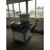 Cold Cutting Label Folding Machine Multifunction Hanging Fold