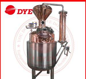 Best Rum Electric Commercial Distilling Equipment 200L - 5000L CE wholesale