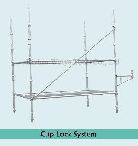 Best Steel Safety Cuplock Scaffolding Syetem (SC-WJL-091) wholesale