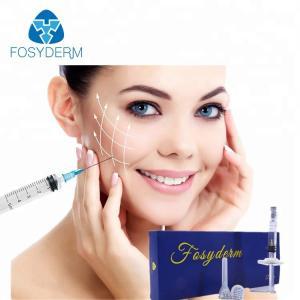 Best Medical Sodium Hyaluronic Acid Dermal Filler Injection for Face Wrinkle wholesale