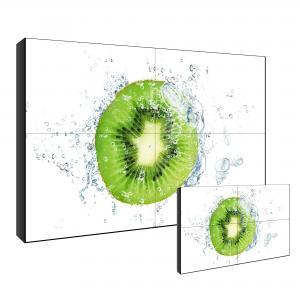 Best 3x3 HD Intelligent Lcd Display Bilateral Seam 1.7mm 49'' Lcd Advertising Board wholesale