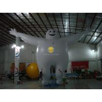 Best Large Inflatable Customized Guy Shape Balloons with Full digital printing for sport event wholesale