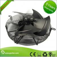 Best Small 220V Industrial Extractor Fan For Eshaust Ventilation Sheet Steel Material wholesale