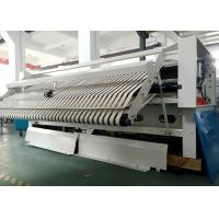 Buy cheap Ironing And Folding Machine For Hotel / Hospital Laundry , Automatic Shirt from wholesalers