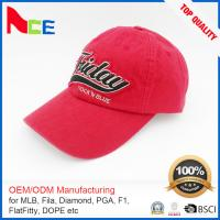 Best Personalized embroidered dad cap , 100% cotton dad hat six panel Eco friendly wholesale