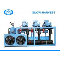 China Remote Control Refrigeration Compressor Unit Multi Phase Water Cooling Compressor on sale