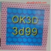 Best OK3D 360-degree three-dimensional depth fly eye lens sheet photo frames 360° 3d frame dot lenticular photo frame wholesale