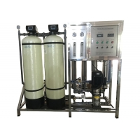 China 1000L/H Reverse Osmosis Water Treatment System Automatic Purification Filter on sale