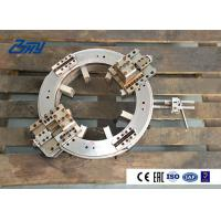 Best 8inch  Pneumatic Cold Cutting Pipe Cutting And Beveling Tool Clamshell Structure wholesale