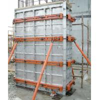 Square Concrete Column Formwork Aluminum Formwork with Steel Walers