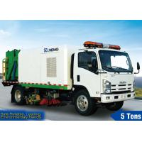 Best Rinsing And Sewage Recovery Road Sweeper Truck, Special Purpose Vehicles wholesale