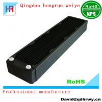 China 480mm computer liquid/ water cooling radiator on sale