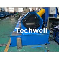 Best 150 / 300mm Cable Tray Cold Roll Forming Machine With GI , Carbon Steel Raw Material wholesale