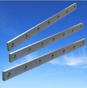 Best Tungsten Carbide Metal Shear Blades Cutting Mild Steel ISO9001 Standard wholesale