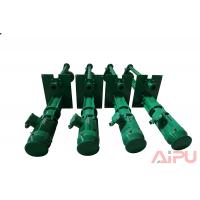 Solids control submersible slurry pump