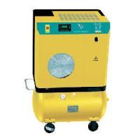 Best 4kW 5HP Screw Air Compressor with Air Tank (SEC4A) wholesale