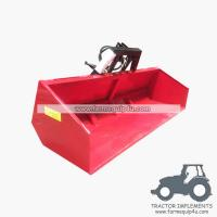 Best 6HTB-Hydraulic tipping link box metal transport box - 6ft wholesale