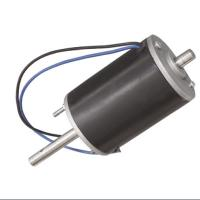 Cheap 12V /24V Brush DC Motor For Automatic Door , High Torque , 1000 - 6000RPM Low for sale