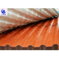 Best Asa Synthetic Resin Roof Tile Plastic Resin Residential Design Roof Sheet wholesale