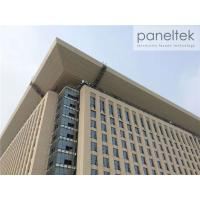 Best Ceramic Facade Exterior Cladding Systems Hollow Structures With Thermal Insulation wholesale