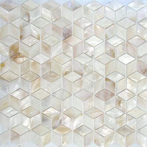 cheap natural mother of pearl white shell mosaic tile backsplash