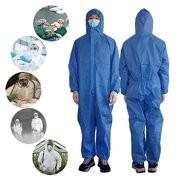 Best High Safety Disposable Medical Protective Suit Waterproof High Structure Strength wholesale