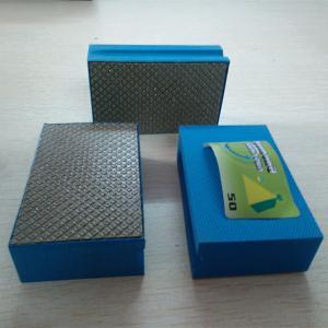 China Diamond Hand Polishing Pad on sale