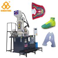 Best 1 Station Vertical Small Plastic Shoes Making Machine For Sports Shoe Upper Strap wholesale