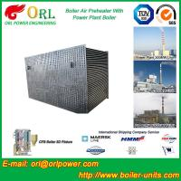Best SA210A1 Steel Water Boiler Air Preheater In Power Plant Low Pressure wholesale