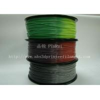 Cheap ABS PLA 3d printer filament color changed with temperature for Cubify and UP for sale