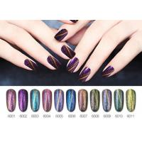 Best Charming Multi Color Chameleon Cat Eye Gel Nail Polish Fashionable wholesale