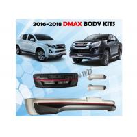 Best Auto Body Kits Bumper For Isuzu D'max Ute 2016-2018 Front Bumper Guard wholesale