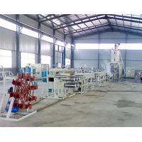 China PE net flat monofilament extrusion line on sale