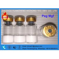 China Anabolic Muscle Growth Bodybuilding Prohormones 2mg/Vial Peptide Peg Mgf on sale