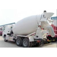 Cheap Sinotruk HOWO 6X4 6m3 290HP Mixer Concrete Truck With Large Capacity 8 CBM for sale
