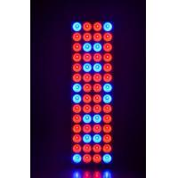 Cheap 120w 5FT Hydroponic Led Grow Light For Medical Plant / 2 Years Warranty for sale