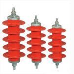 Best Over Voltage Metal Oxide Gapless Lightning Arrester Ceramic For Electric Railway Systems wholesale