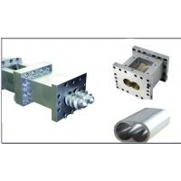 Best CE ISO9001 Clinder Co Rotating Twin Screw Extruder Parts , Extruder Spare Parts  wholesale