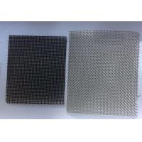 Best Custom Size 304 316 Stainless Steel Insect Screen , Window Wire Mesh Rolls wholesale