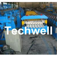 Best Corrugated Sinusoidal Sheet Roll Forming Machine, Corrugated Sheet Making Machine wholesale