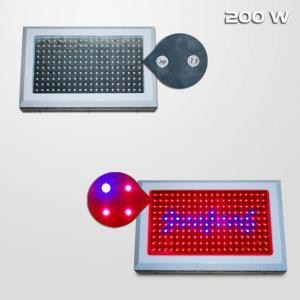 China 200 Watt Indoor LED Plant Growing Lights , Epistar Grow Light Panel on sale