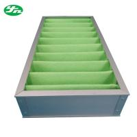 Best Durable Primary Air Filter / Air Conditioner Air Filter With Synthetic Fiber Material wholesale