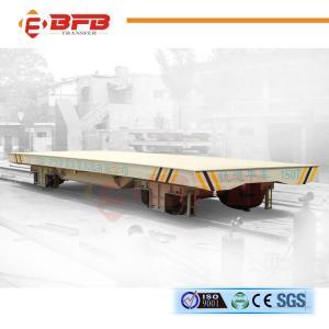 Best Anti-high Temperature Plant Usage Electric Rail Transfer Cart wholesale