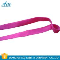 Best Elastic Webbing Straps Elastic Binding Tape Fold - Over Elastic Tape wholesale